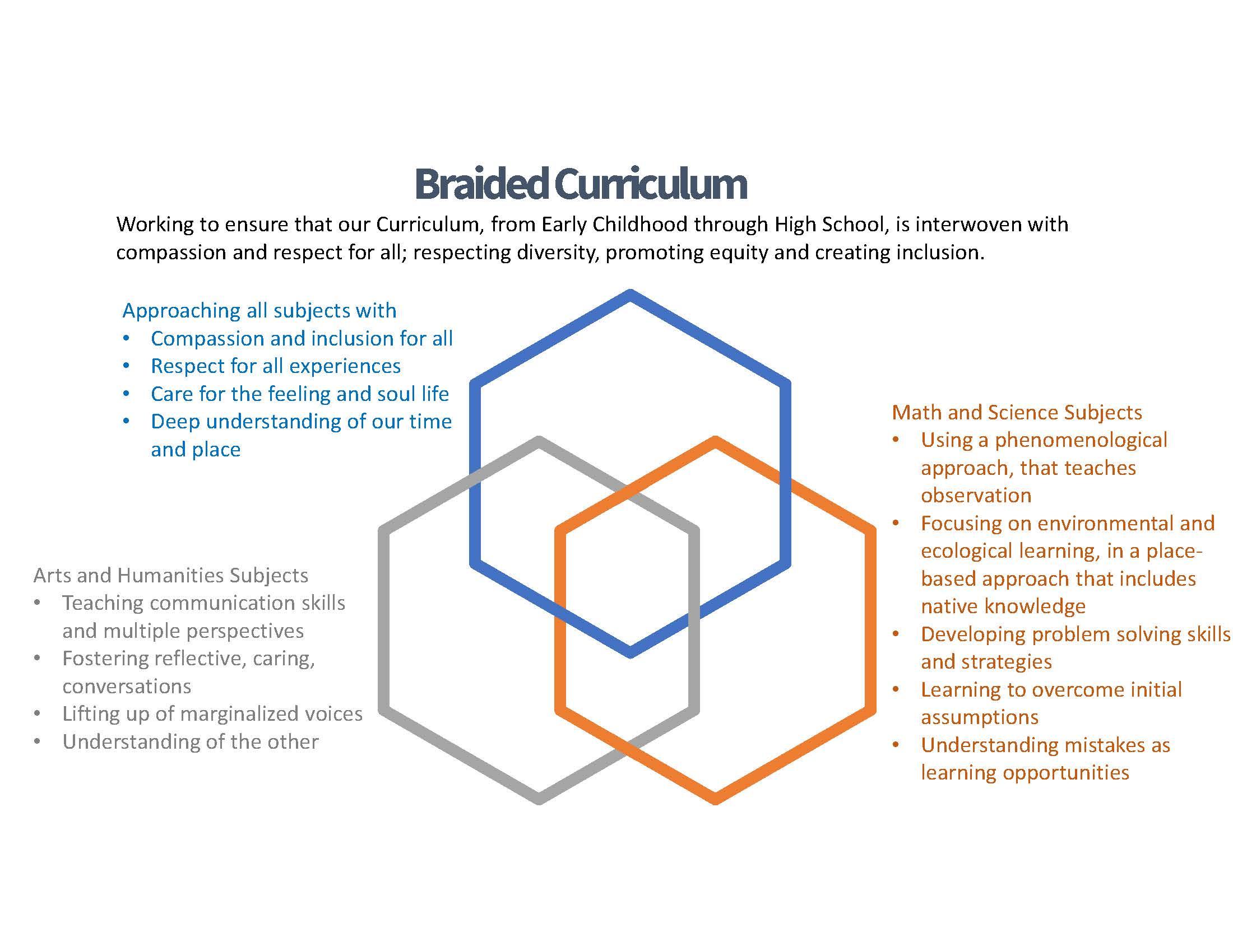 Our Braided Curriculum