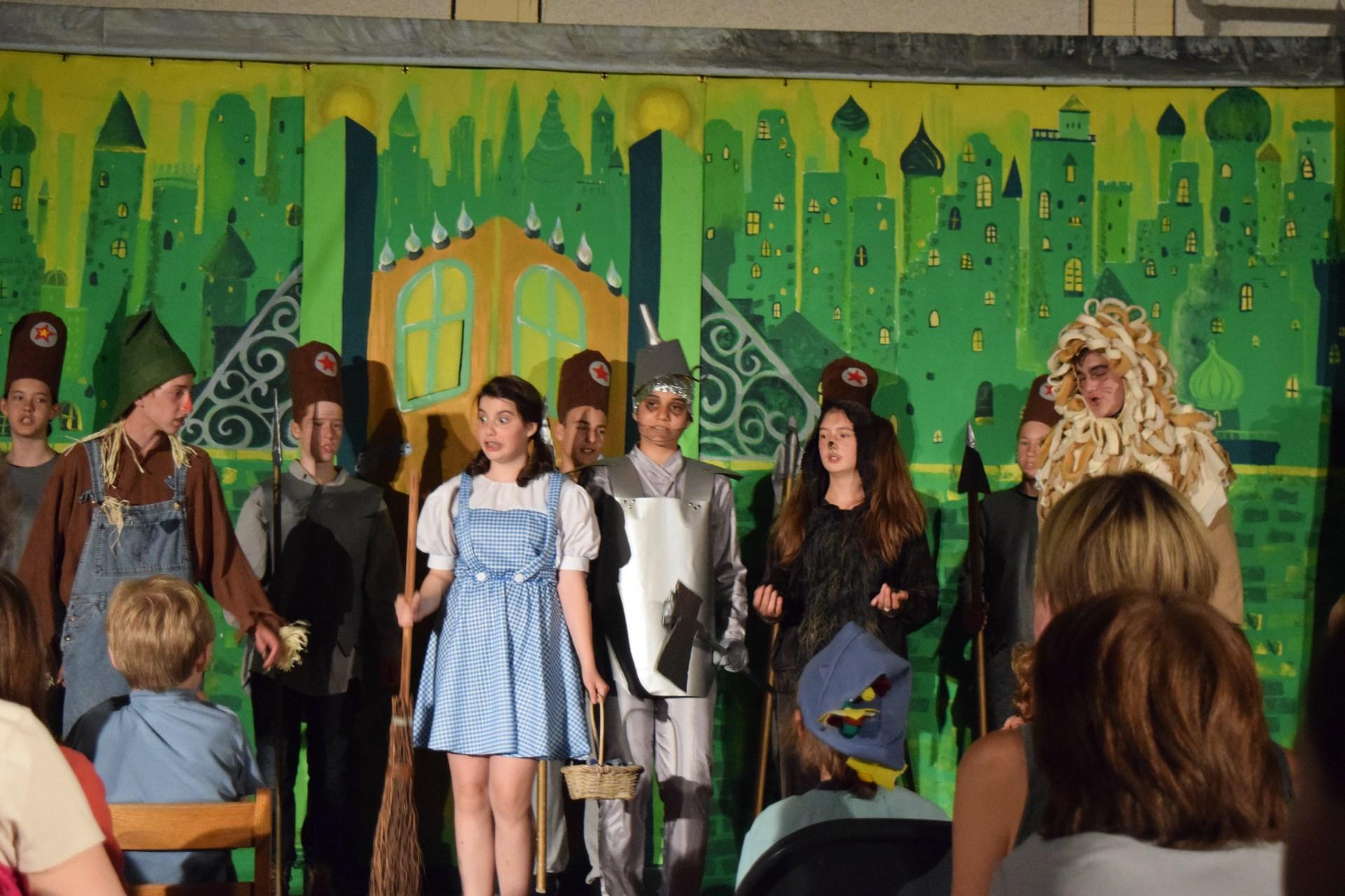 Drama Club Production