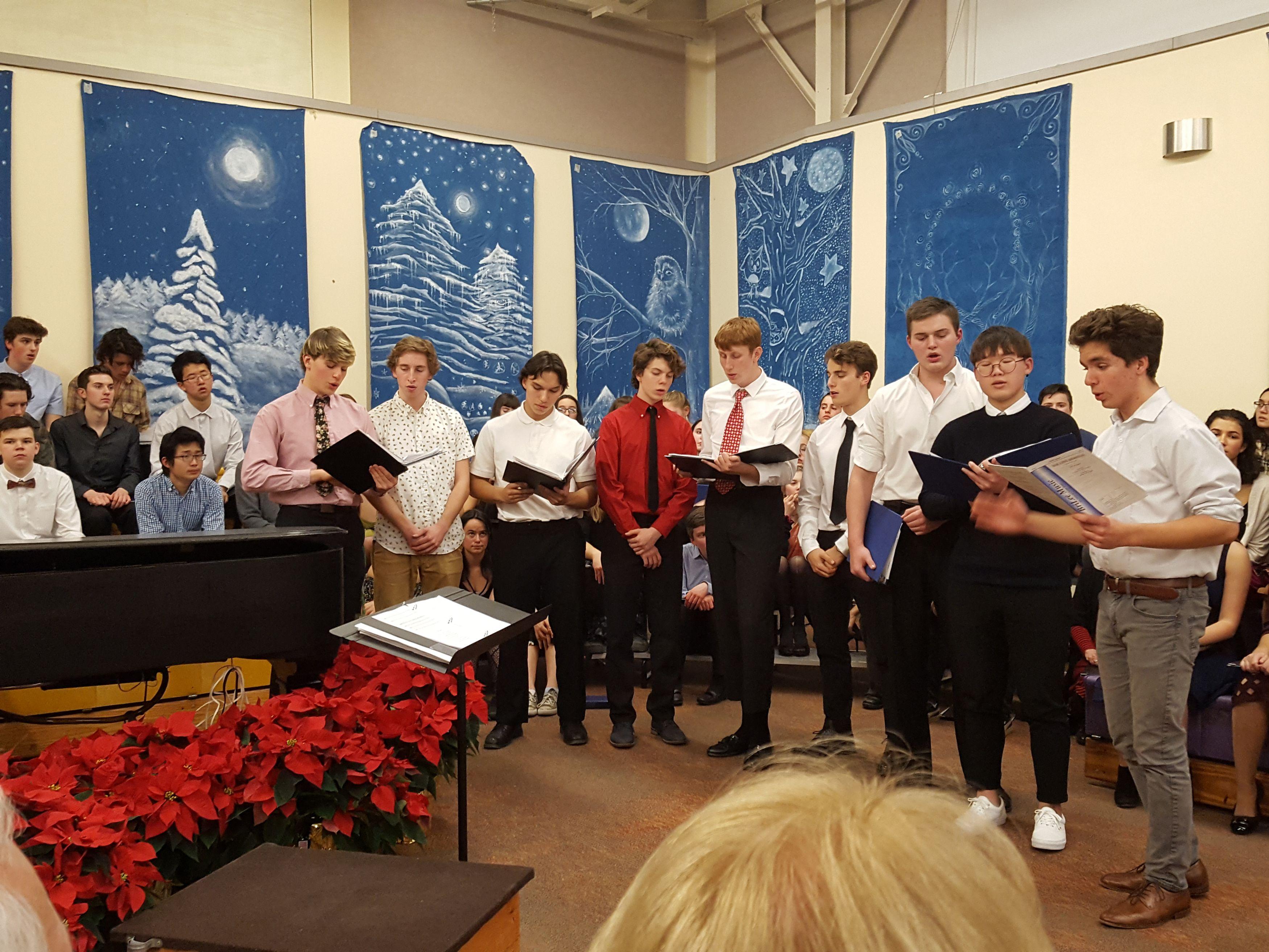 Men's Chorus Group
