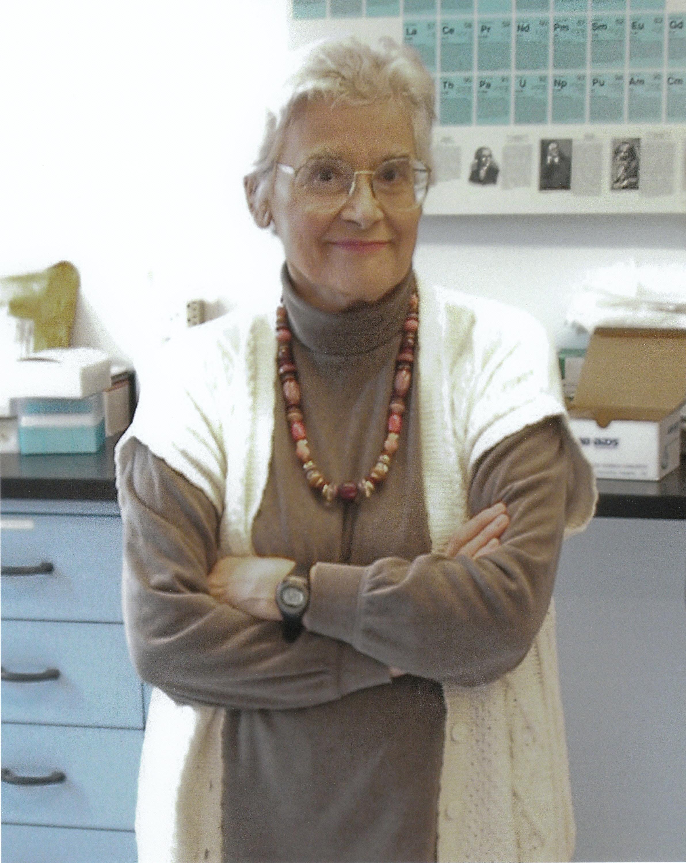 Seyhan in Lab